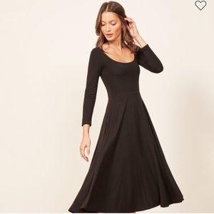 Reformation Lou Midi Dress